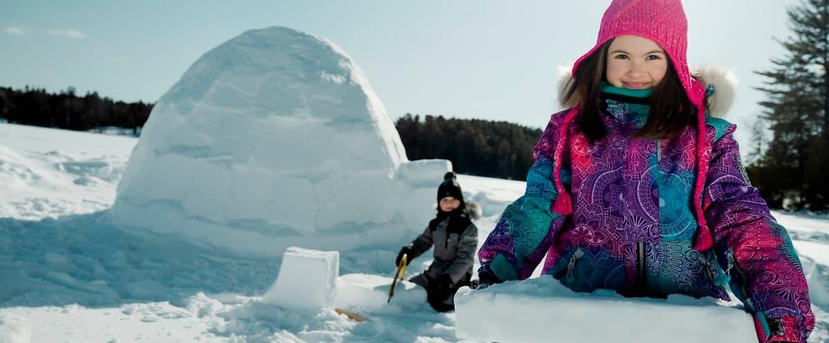 Зимние костюмы 2par2