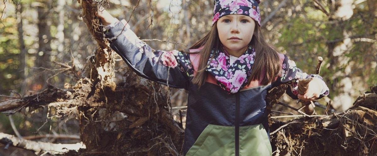 Детская демисезонная одежда из канады