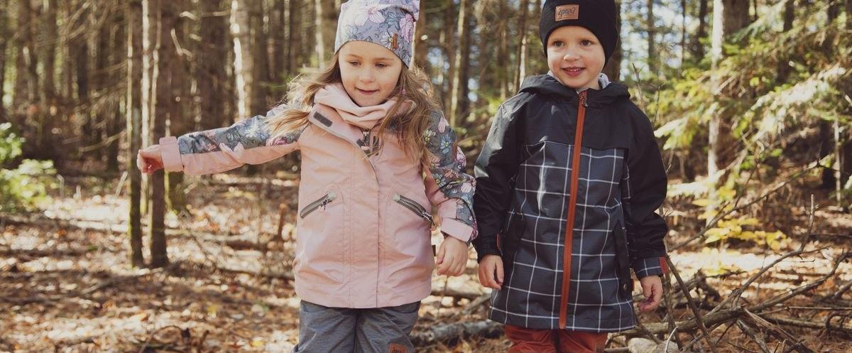 Весенние костюмы для детей
