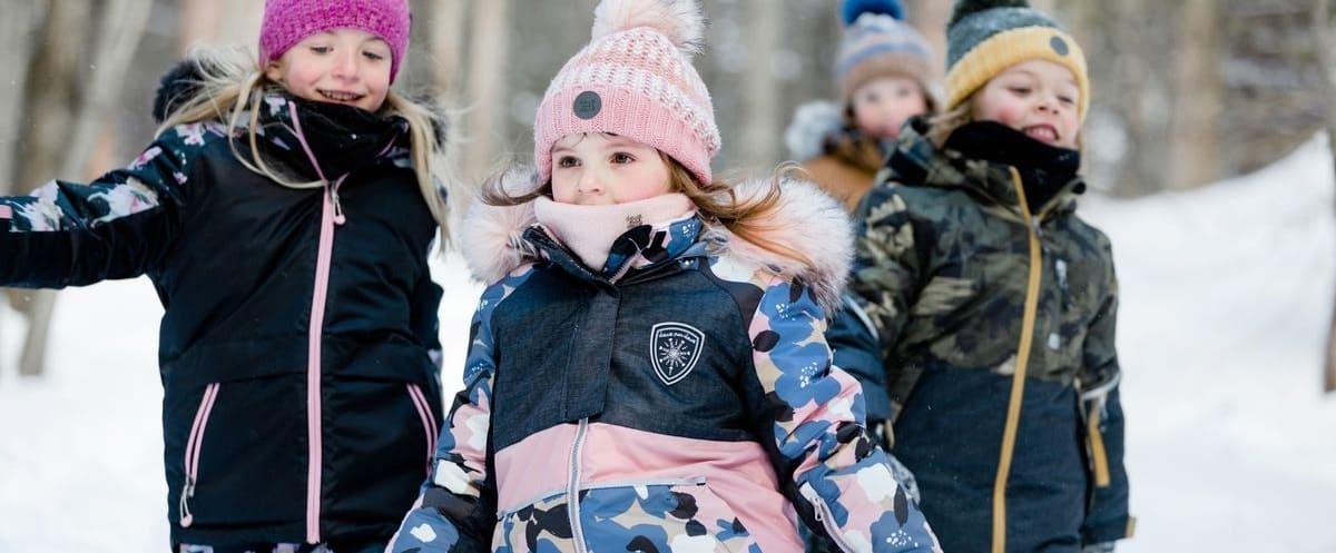 Зимние костюмы Deux par Deux